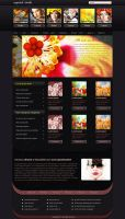Just Another Web Design by AryaInk