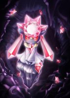 Legendary Pokemon - Diancie by JacyA