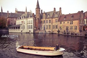 Bruges View by OttoMarzo