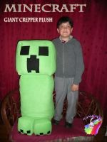 GIANT CREPPER PLUSH 2 by chocoloverx3