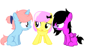Filly Adoptables CLOSED by chochang55