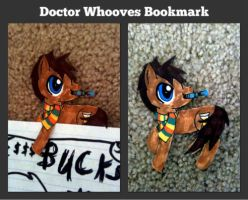 AT: Doctor Whooves Bookmark by Rawrshiram
