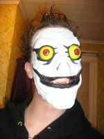 ryuk test mask 2 by blueeyedfreak