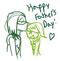 Father's Day by Eleanorose123