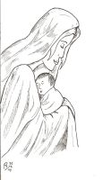 Mary and infant 2 by FFF66