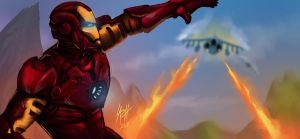 IRONMAN by LaRhsReBirTh