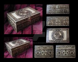Templar Box by Theophilia