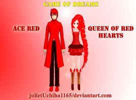 Game Of Dreams: Comparison Time~! by julietUchiha1165