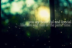 You are beautiful... by NevarielN