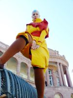 Avatar Aang Cosplay 6 by Honeyeater