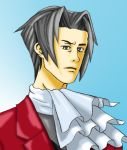 Edgeworth[Gift] by sketch7778