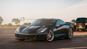 Chevrolet Corvette C7 by samvesters
