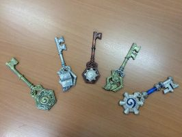 Hearthstone Keys  by AlexandreDurand