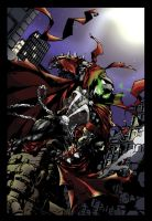 Spawn by LostKeyStudios