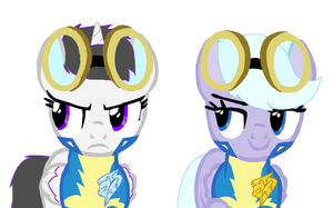 I Knew You Werent Going To Be A Captain Alicorn by usagiemiller