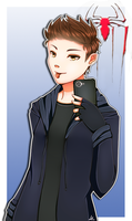 .:Peter Parker:. by catgirl1431