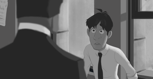 Paperman by Ullbors