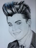 Adam Lambert by wickedjelly