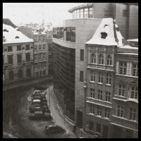 View from University by Justynka