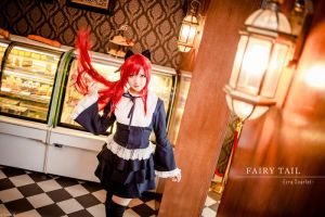 Fairy Tail: Ezra Scarlet by josephlowphotography