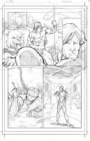 Deadpool Page 2 by thecreatorhd