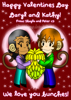 Happy Vday for Daryl by ShayGar