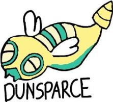 Dunsparce by tanlisette