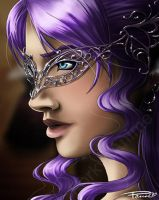 Masquerade by ForkysAnime