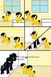 Meanwhile... by JadeTheDayDreamer