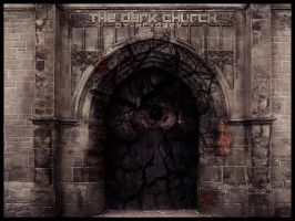 The Dark Church - My best dark by Iago-Lemos