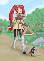 [Fire Emblem Awakening] Patrol by Display-This-Anyway