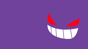 Gengar by PokeTrainerManro