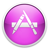 Pink App Store Icon by TheArcSage