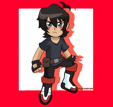 Keith by HydeistAliaX
