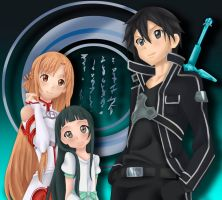 SAO Family by mirodriguex95