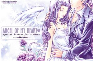 Angel of my Heart by lely