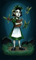 Ofelia and the Fairies by zzleigh