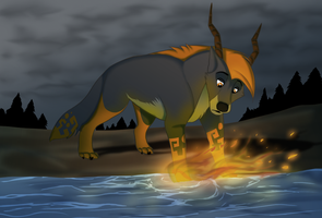 Putting Out My Fire by Tellequin