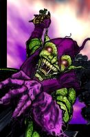 Green Goblin Colors by MChampion