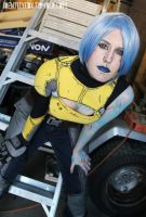 Maya Borderlands 2 Cosplay 4 by Fennec777
