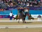 Paralympic Dressage - France by Belle-Vaux