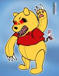 Winnie the pain by leinad56