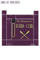 Oxford Club Cigarettes: Weathered Edition by redsteal21