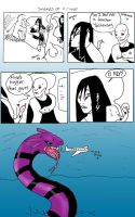 Snakes on a Plane by FeralRaziel