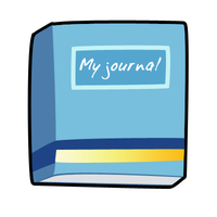 Journal icon by guichicookie