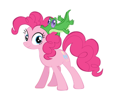 Pinkie and Gummy by SmokeySun