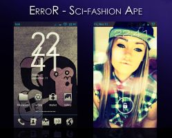 Sci-fashion Ape MIUI by ErroRxXx