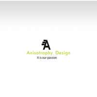 Anisotrophy design - passion by lewkaART