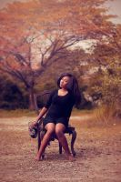 Africa Stands for Beauty by ossesinare