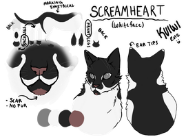 Screamheart - Warrior OC by kuiwi